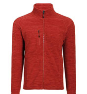 Men's Cascade Marled Fleece Jacket