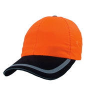 6 Panel Safety Cap