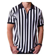 Men's Referee Zip Up Collar