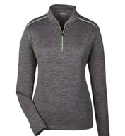 Ash City Core 365 Women's Kinetic Performance 1/4-Zip