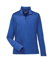 Youth Team 365 Zone Performance Quarter-Zip