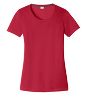 Sport-Tek® Ladies PosiCharge® Competitor™ Cotton Touch™ Tee