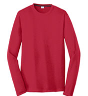 Sport-Tek® Men's PosiCharge® Long Sleeve Competitor™ Cotton Touch™ Tee