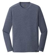 New Era® Men's Heritage Blend Long Sleeve Crew