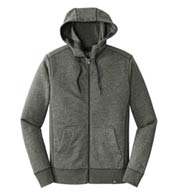 New Era® Men's French Terry Full-Zip Hoodie