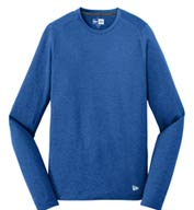 New Era® Mens Series Performance Long Sleeve Crew Tee