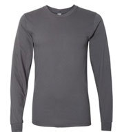 American Apparel Unisex Fine Jersey Long-Sleeve