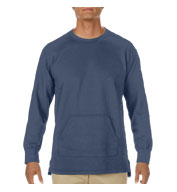 Comfort Colors Adult French Terry Crewneck Pullover