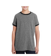 LAT Youth Soccer Ringer Fine Jersey T-Shirt