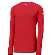 Nike Adult Core Cotton Long Sleeve