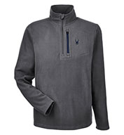 Spyder Men's Transport 1/4-Zip Fleece Pullover
